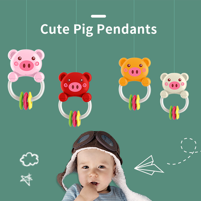 Huanger Baby Activity Gym Soft Play Mat Water Carpet for Baby Pig Music Crawling Developing Fitness Rack Rug Kid Infant Tapi Toy | Happy Baby Mama