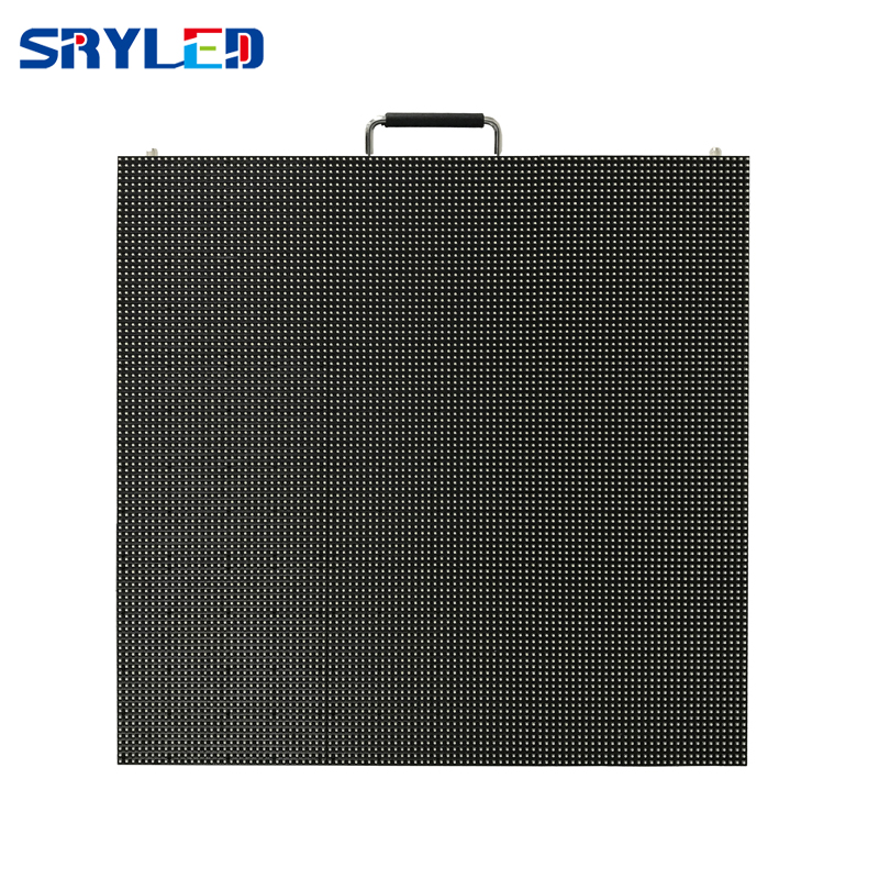 Die Casting Aluminum Indoor Rental LED Display Screen P6 SMD super thin LED video wall
