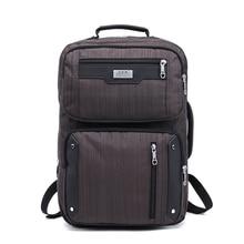 Крест быка мужской рюкзак из нейлона водонепроницаемый рюкзак 14 дюймов ноутбук рюкзаки физиологический изгиб назад рюкзак BK8021