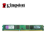 Kingston DDR3 4G 1066MHZ 1 5V CL7 240Pin DIMM KVR1066D3S4R7SK2 4 Desktop Memory RAM