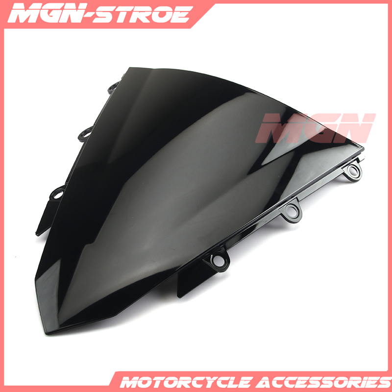 Motorcycle Windscreen Windshield For <font><b>CBR500R</b></font> CBR500 CBR 500 2016 2017 <font><b>2018</b></font> 16 17 18 image