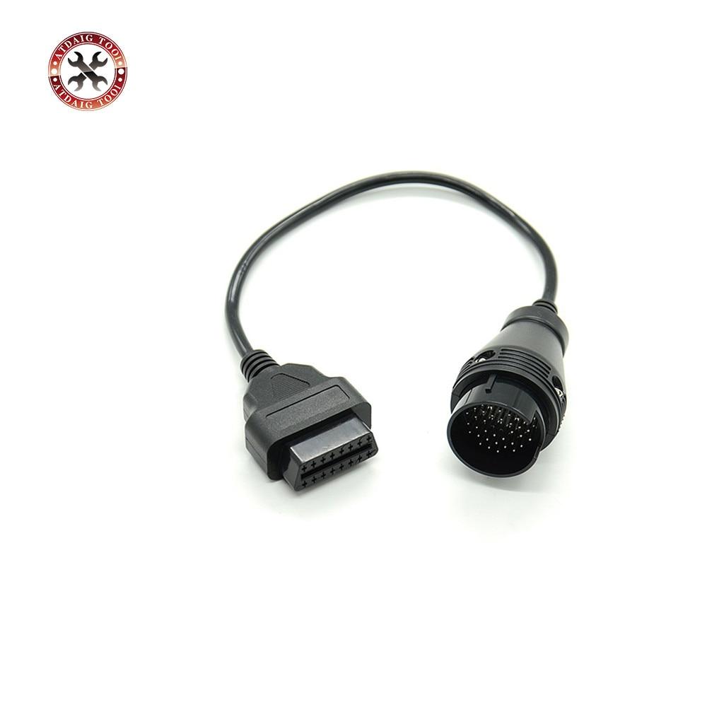 Prix pour Outils de diagnostic Câble pour Benz OBD2 Câble 38 Broches à 16 Broches Sprinter Auto Outils De Diagnostic Adaptateur Connecteur Câble pour Benz