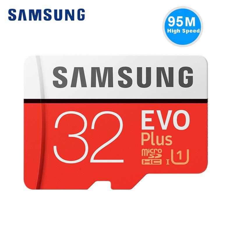 Carte mémoire SAMSUNG Micro SD 32 go carte micro TF classe 10 TF carte mémoire mémoire Flash Mikro carte sd UHS-I microsdhc 32 go