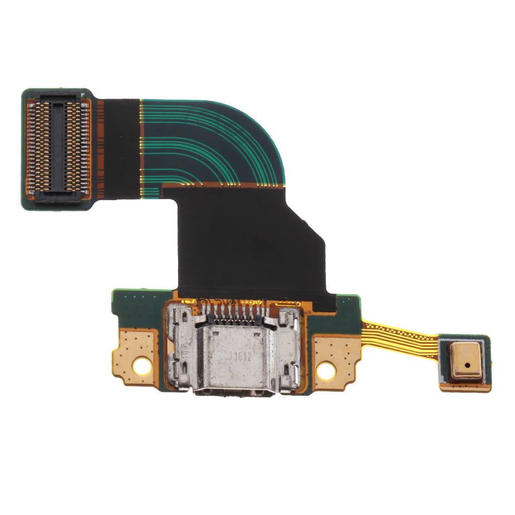 USB Lade Port Flex Kabel Dock Connector Ribbon Für Samsung Tab <font><b>T311</b></font> image