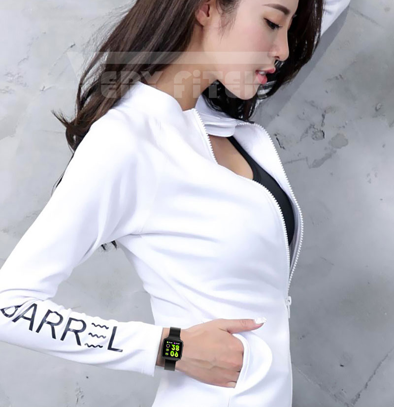 VERYFiTEK Smartwatch Blood Pressure Heart Rate Monitor Men Women Sport Watch Pedometer Stopwatch Smart Watch for IOS Android (18)