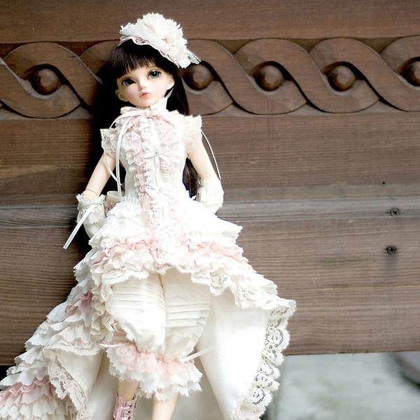 stenzhorn Bjd doll sd doll 1/4 girl fairyland MiniFee Rheia joint doll doll  1