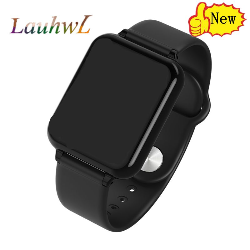 F5 GPS Smart watch IP67 Heart Rate temperature Height