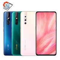 Original Vivo X27 Mobile Phone 6.39 8GB RAM 128GB/256GB ROM Snapdragon 675/710 Android 9 48.0MP THree Shots 4000mAh Smartphone