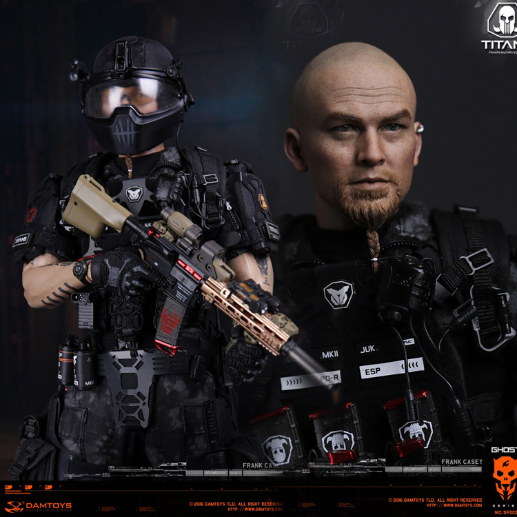 SF002 Ghost Series Military Frank Kathy 1/6 Soldier Action Figure Model полотенце для рук roma tile grey rom 110 tg 1208926