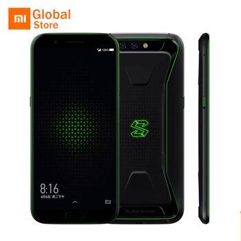 New Xiaomi Black Shark 6GB 64GB ROM Gaming Phone Snapdragon 845 Octa Core 5.99 18:9 Full Screen 20.0MP 4000mAh HEISHA smartphone