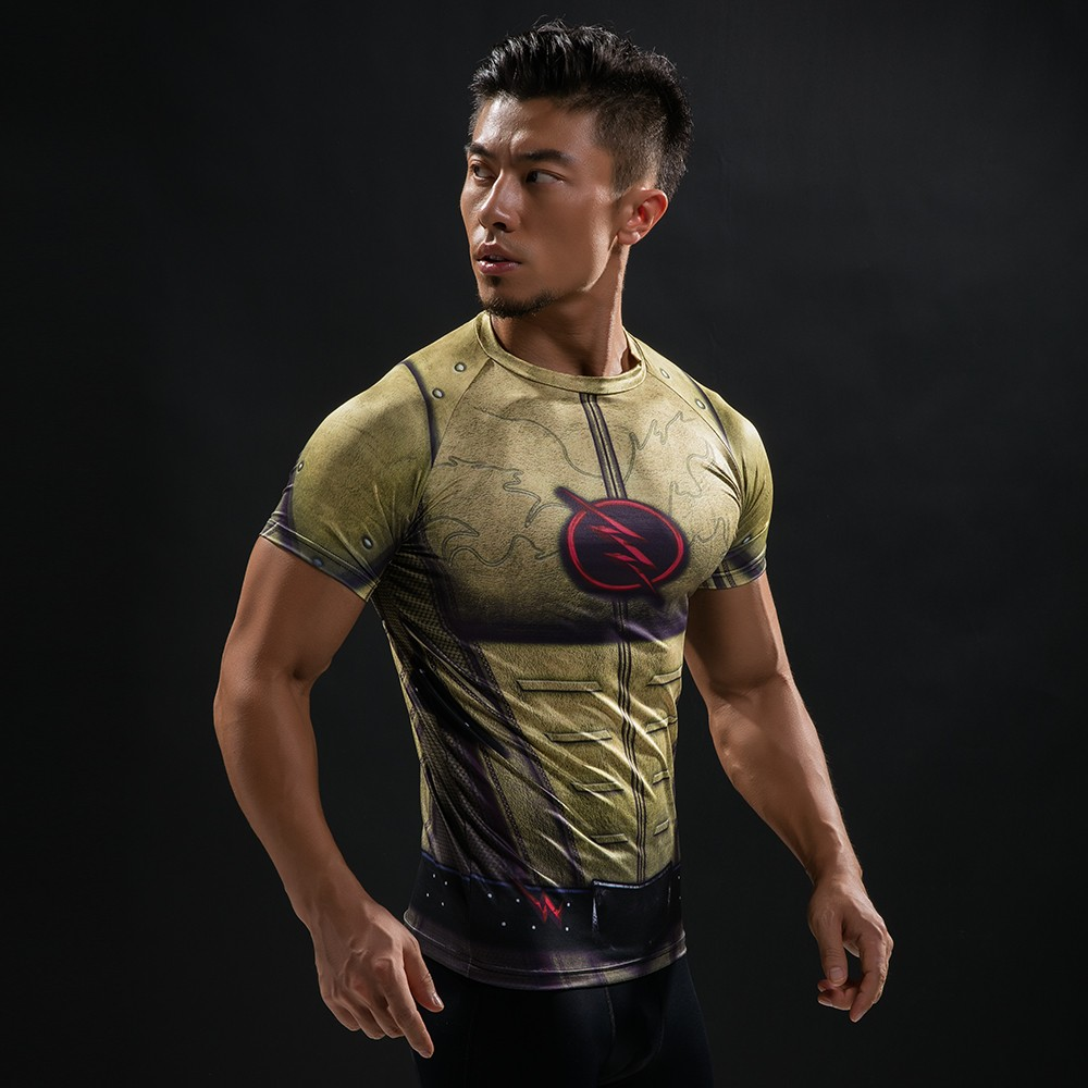 Punisher 3D Printed T-shirts Men Compression Shirts Long Sleeve Cosplay Costume crossfit fitness Clothing Tops Male Black Friday 46