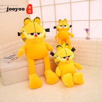 New Creative Cat Cartoon Anime Pillow To Send Children Holiday Gift Cat Plush Toy Doll jooyoo