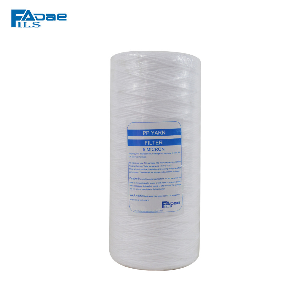 Popular String Wound Filter Buy Cheap String Wound Filter