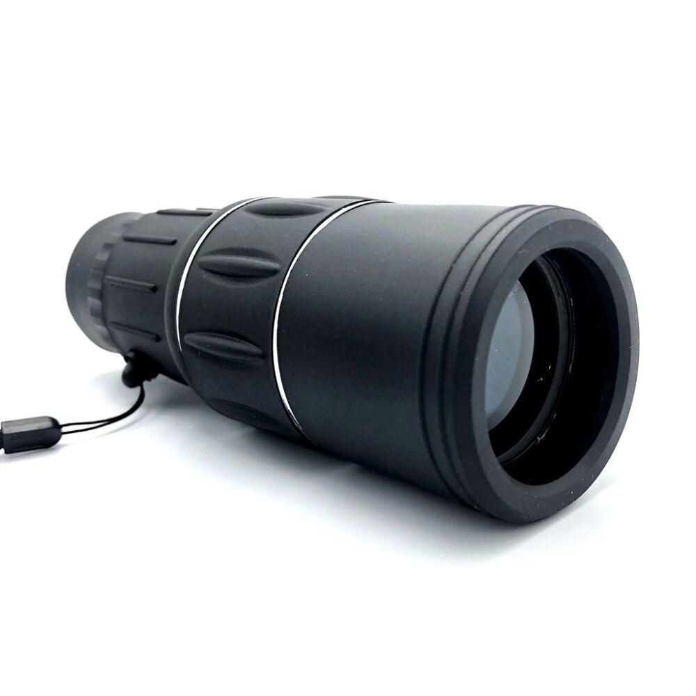 Wasserdicht 16x52 Dual Fokus Monokulare Spek Teleskop Zoom Optic Objektiv Fernglas Jagd Optik Rahmen Mit Telefon Halter Stativ