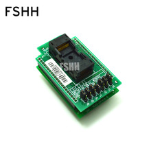TSOP48 Adapter HI-LO GANG-08 Programmer HEAD-M29KW-TS48 Adapter/IC SOCKET