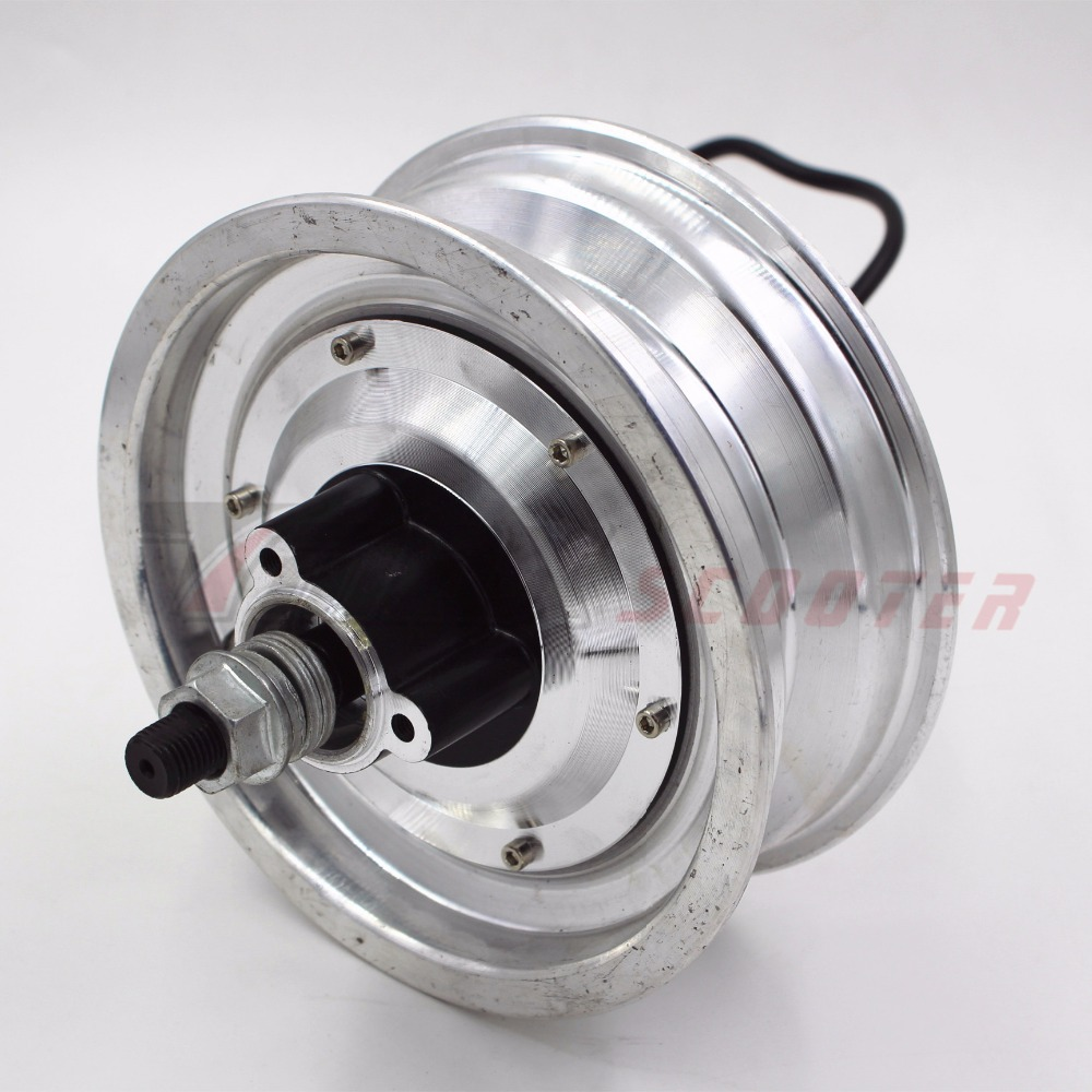 Electric Scooter Motors 800w 48v Brushless Electric Motors