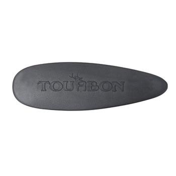 Tourbon -Haulikon iskunvaimennuslevy musta