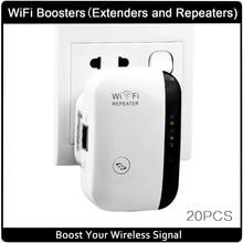 Drahtlose Wifi Repeater 802,11 N/B/G Netzwerk Wifi Router Expander w ifi Antenne Wi fi Roteador signal Verstärker Repetidor Wifi