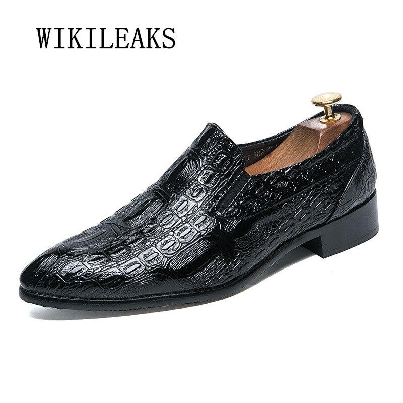 Haute qualité en cuir véritable italien hommes chaussures oxford chaussures pour hommes formelle robe de mariée chaussures zapatos hombre sapato masculino