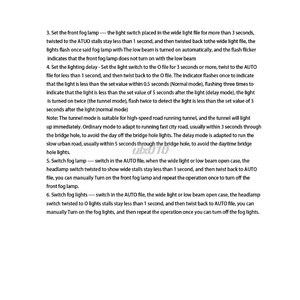 Image 5 - אור חיישן אוטומטי ראש פנס מתג עבור פולקסווגן גולף 5 6 MK5 MK6 Tiguan טוראן יולי סיטונאי & DropShip