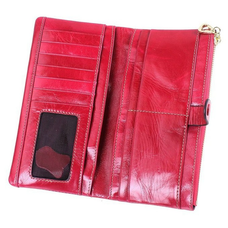 womens wallets genuine leather