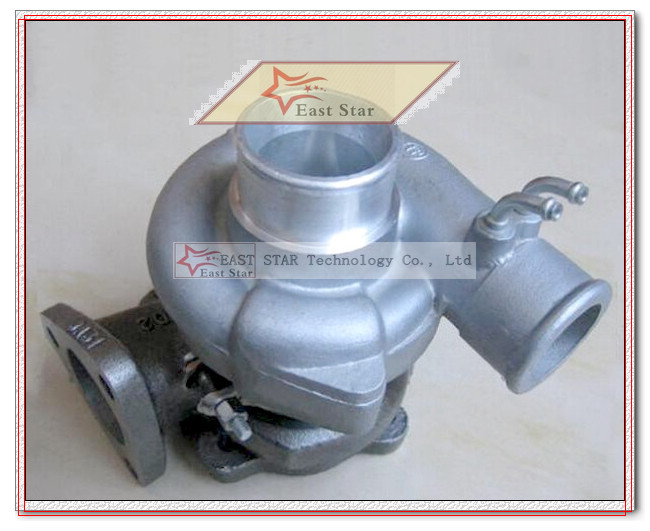 TF035 49135-04020 28200-4A200 Turbo Turbocharger For Hyundai H1 H200 Starex Libero Galloper II 2.5L Diesel D4BH 4D56 TCI 100HP