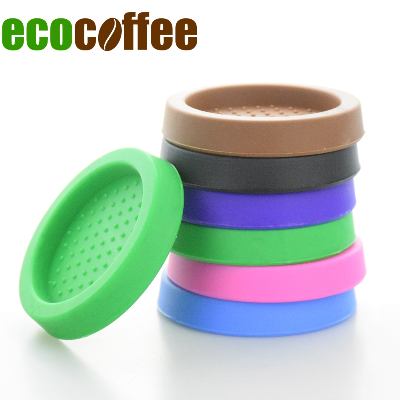 New Arrival Freeshipping Espresso Coffee Tamper Mat Silicone Accessories For Hammer 60mm Inner Size (without Tamper)