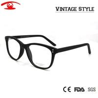 5pcslot Wholesale Optical Frame Men Women Vintage Optic Glasses Retro RX Eyeglasses Frames Dozen 5
