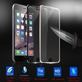 Colorfull 2.5D Titanium Alloy Full Coverage Tempered Glass Screen Protector for iPhone 6 Plus/6S Plus