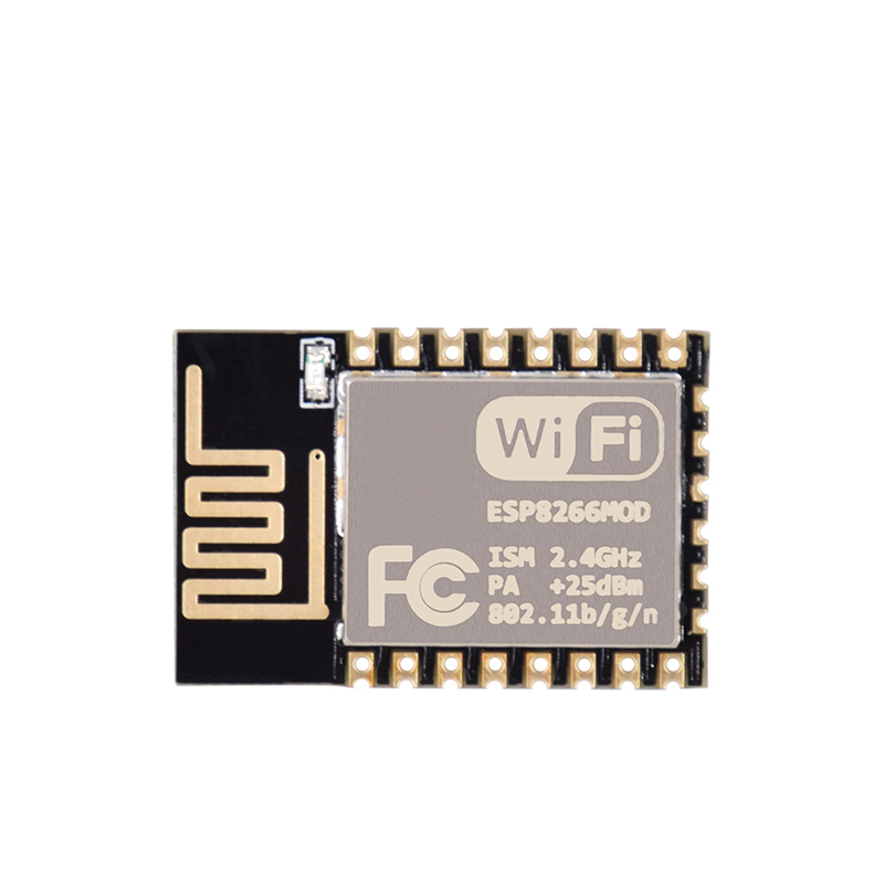 5pcs/lot The New! ESP8266 ESP-12E Serial WIFI Wireless Module Wireless Transceiver Complete Circuit, Impedance Matching