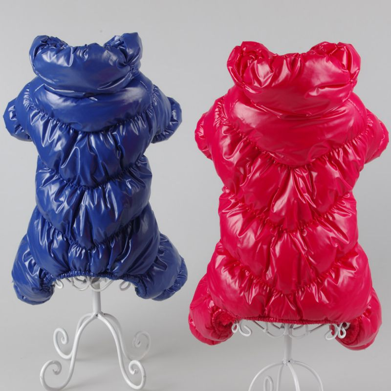 Waterproof Pet Dog Clothes Coat For Small Dog Winter Puppy Jacket Warm Clothing Pet Products D655 #4