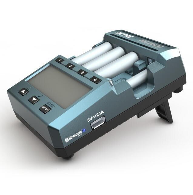 Chargeur intelligent Bluetooth SKYRC NC2600 chargeur intelligent pour AA/AAA Ni-Mh Ni sur la 5th sur le Kit de mise à niveau universel NC2600 7th