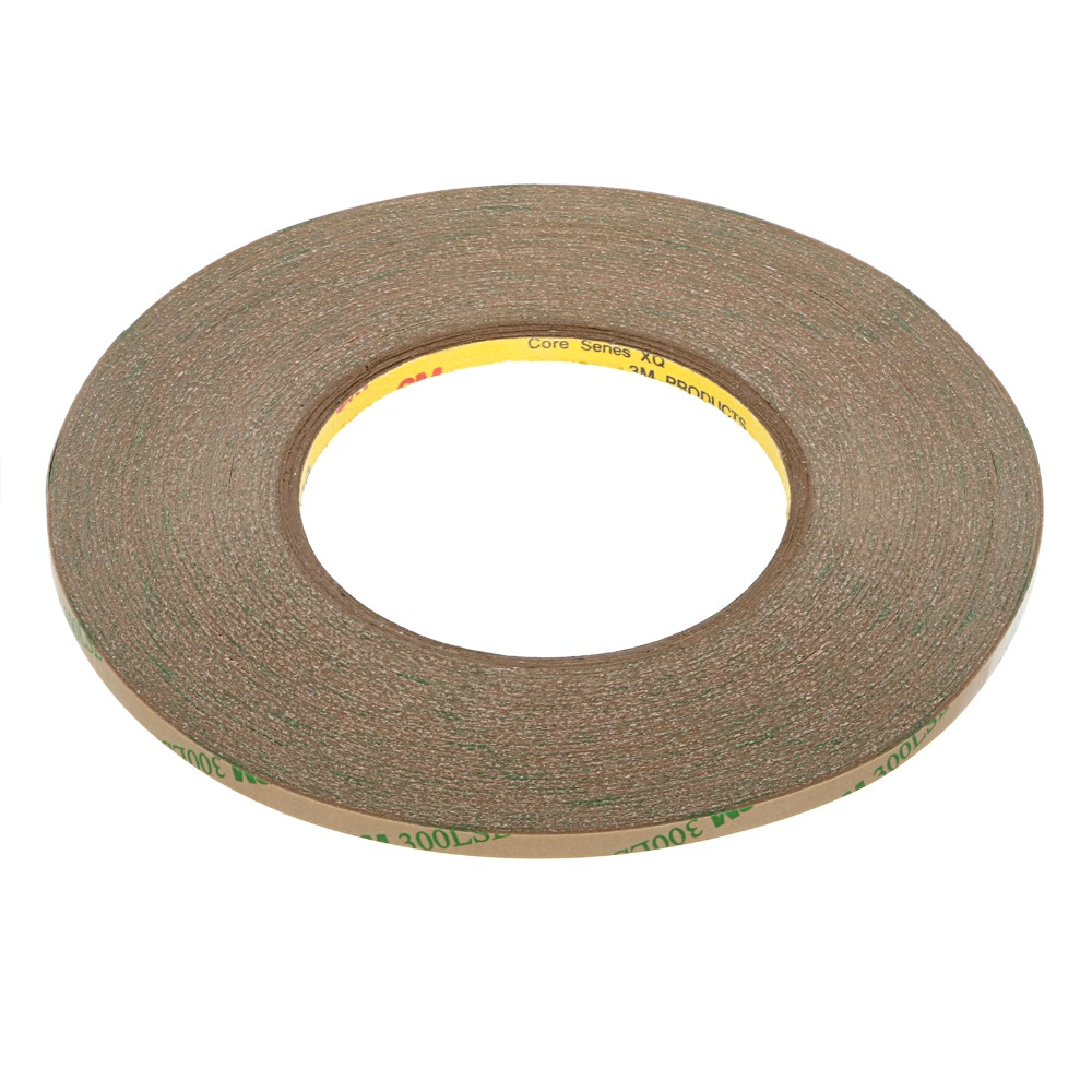3M 300LSE Double Sided Adhesive Tape Super Sticky Heavy Duty Clear Ultra Thin