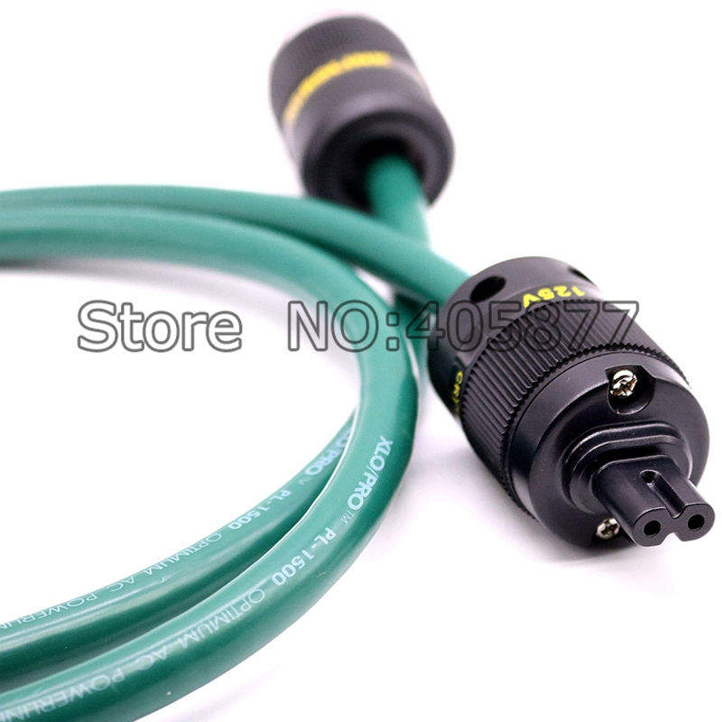 XLO Pro PL 1500 audio power cord cable 10MM power cable with US ...