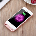 4200 MAH Ultra Thin Special Wireless Power Case For iphone 5s External Battery Outdoor Spare Power Bank Back Up For iphone 5