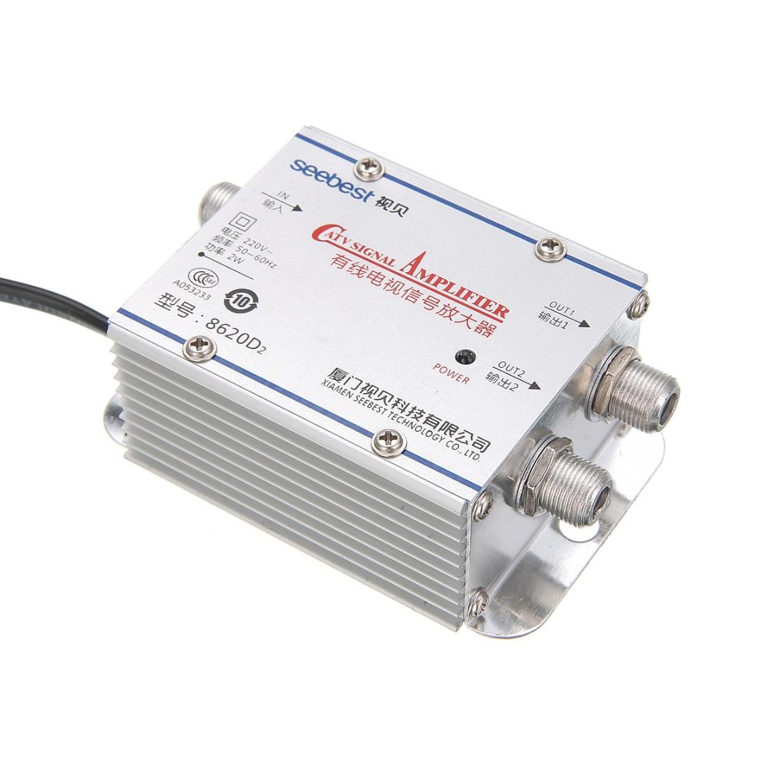 Kvaliteetne kahesuunaline CATV videomakk TV antennisignaali - Kodu audio ja video - Foto 5