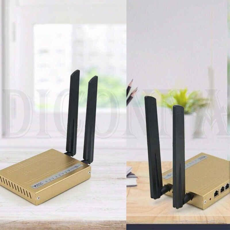 2,4G 5,8G 8dbi antena Wifi de doble frecuencia RP-SMA conector macho 3G 4G LTE GSM