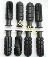FREE SHIPPING 8pcs/lot 1/2″ rod Foosball Soccer Table football rubber handle grip babyfoot replacement parts