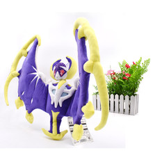 Alola Solgaleo Cosmog Lunala Hewan Stuffed Peluche Plush Toy Anime Boneka(China)