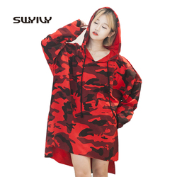 Print army green o neck pullovers hoodies fashion 2017 student casual batwing sleeve long bts camouflage.jpg 250x250