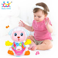 Electronic Pets ABS Music Sounding Interactive Electric Sheep 0 1 2 Years Old Baby Early Education