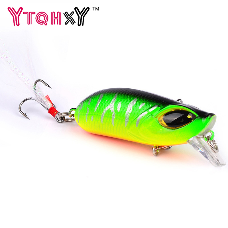 1pcs 5.5cm 8.3g Minnow Fishing lures Isca Artificial Hard Bait Pesca wobbler crankbait 8# hook 3D eyes fishing tackle YE-13 1 5 4m 10 5g 11cm hard bait minnow fishing lures crankbait wobbler depth dive bass fresh salt water 4 hook