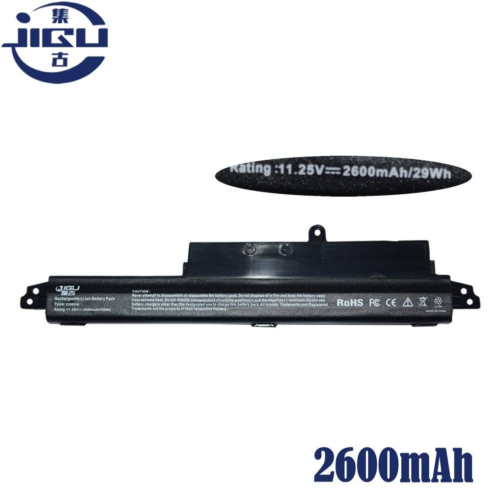 Battery Baterai Original Asus X200 X200ca X200m X200ma F200ca Batere Batre Batery X455 X455la X455ld Model Tanam C21n1401 Ori Batlas56 Jigu Laptop A31lmh2 A31n1302 For Vivobook X200la 200ca