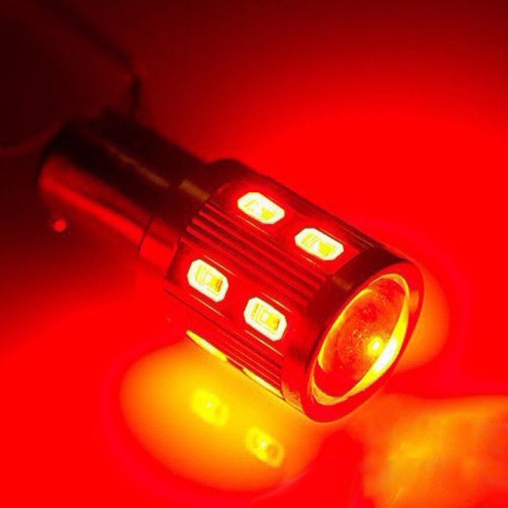 1 pcs 1156 BA15S 12 SMD Lâmpada LED Chips de Alta Potência lâmpada - Faróis do carro - Foto 3