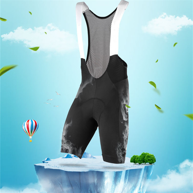 где купить Jakroo ELT Men's 1/2 Cycling Bib Shorts Breathable Fabric Highly Elastic Cycling Clothing With Belgian TS Men's Sponge Cushion по лучшей цене