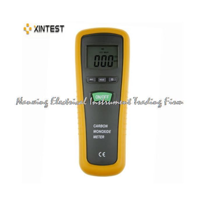 HT-1000H Handheld Digital Carbon Monoxide Meter with High Precision CO Gas Tester Monitor Detector Gauge 0-1000ppm gm8805 portable handheld carbon monoxide meter high precision co gas detector analyzer measuring range 0 1000ppm detector de gas