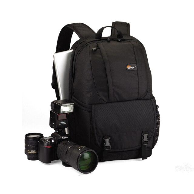 """Fastpack 250 путешествия плечо Цифровые зеркальные DSLR Камера мешок фото кейс и 15,4 """"ноутбук Тетрадь рюкзак для Nikon Canon sony"""