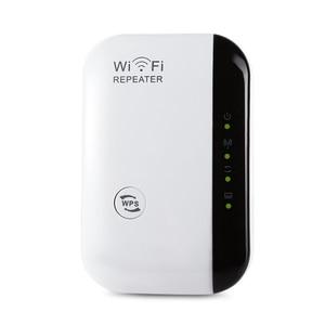 Image 5 - אלחוטי Wifi מהדר 802.11N/B/G רשת Wifi נתב Expander W ifi אנטנת wi fi Roteador אות מגבר Repetidor Wifi