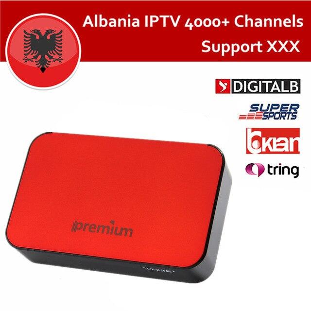 US $120 0 |Aliexpress com : Buy Albanian IPTV AVOV TV online Android 6 0 TV  Box Spanish French Italian UK Europe IPTV Adult VIASAT Channels Better