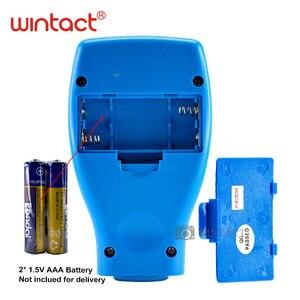Автомобильный детектор, тестер краски, портативный мини-тестер толщины металлического покрытия на алюминиевой основе